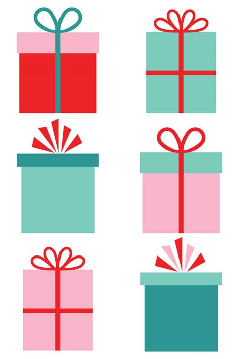 gift tag clipart gifts clip freebie friday hey let s