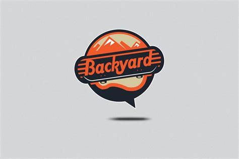 Logo Szkółki Snowboardowo-deskorolkowej Backyard