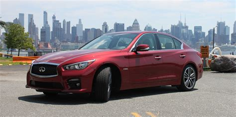 Consumer Reports Says The Infiniti Q50 Is Unreliable