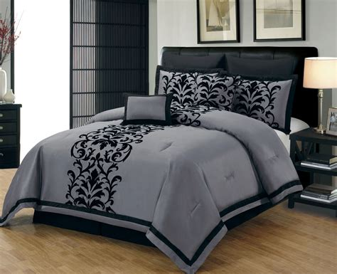 Gorgeous Dark Comforter Sets Simple Teenage Girl Bedding