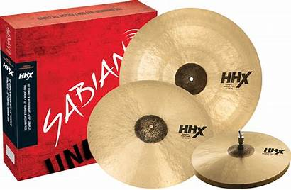 Sabian Hhx Complex Performance Cymbal Pack Cymbals