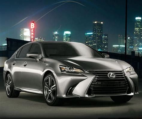 2019 Lexus Gs Update Will Include A Minor Facelift