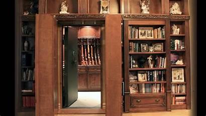 Secret Hidden Rooms Passageways Hiding Plain Sight