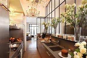 Verriere Cuisine Salon : mobilier silice cambium ~ Preciouscoupons.com Idées de Décoration