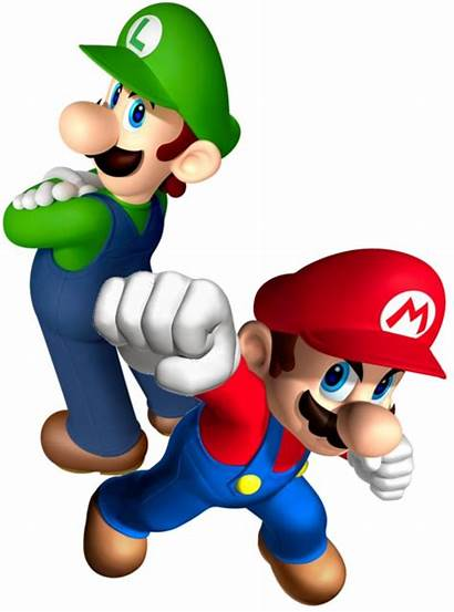 Mario Luigi Clipart Nintendo Deviantart Super Tony980