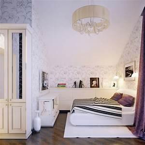 Jugendzimmer Mädchen Ideen : ideen f rs jugendzimmer m dchen dachschr ge florale tapeten muster jungenzimmer pinterest ~ Indierocktalk.com Haus und Dekorationen