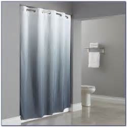 hookless shower curtains bed bath and beyond curtain