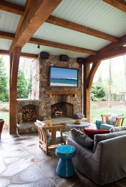 brilliant outdoor living room design ideas style