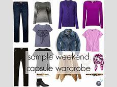 Capsule Wardrobe Tips Merging Work and Weekend Style
