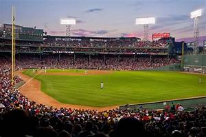 Boston Red Sox Seating Chart Fenway Park Boston Red Sox 39 S Ballpark Ballparks Of Baseball