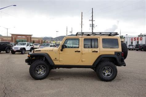 sell   jeep wrangler unlimited rubicon jk