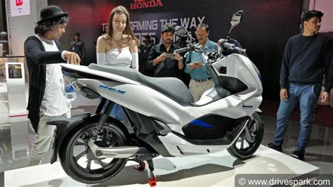 Honda Pcx Electric Hd Photo by Honda Pcx Electric Concept Images Photo Gallery Of Honda