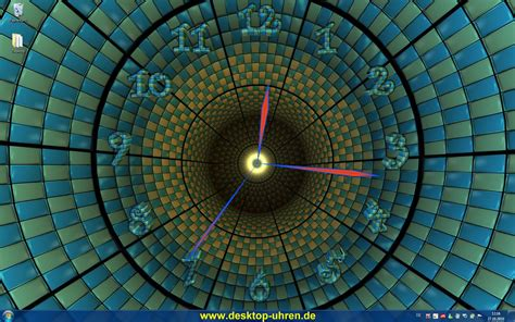 Animated Clock Wallpaper - clock desktop wallpaper wallpapersafari