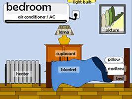 la casa en ingles vocabulario guia de estudio