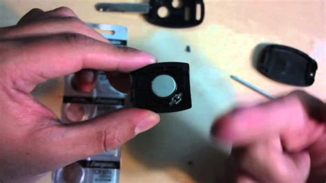 How To Change Your 2010 Honda Civic Or Accord Car Key