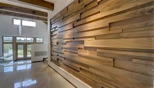 Revêtement Mural Intérieur : revetement mural en bois ~ Melissatoandfro.com Idées de Décoration