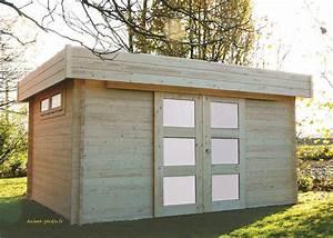 Abri De Jardin Toit Plat : abri de jardin en bois 40 mm viborg toit plat 11 89m ~ Dailycaller-alerts.com Idées de Décoration