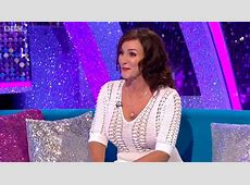 Strictly Come Dancing 2017 Shirley Ballas BURSTS out of