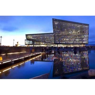 Harpa Reykjavik Concert Hall Building Iceland - e-architect