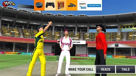 world cricket chionship 2 mod apk free