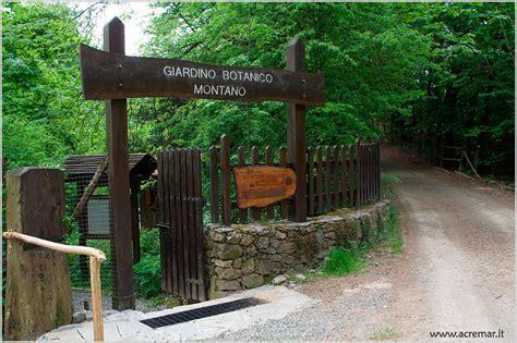 Ingressi Giardini - ingresso giardino botanico di pratorondanino