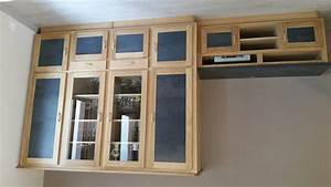 Meuble Tv Vitrine : meubles agenceurs de l 39 habitat ~ Teatrodelosmanantiales.com Idées de Décoration