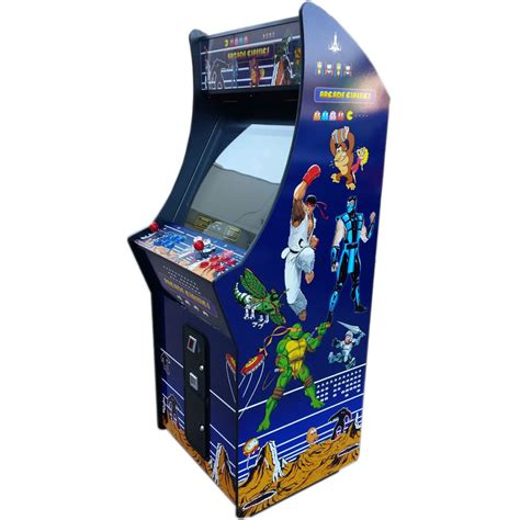 Brand New Arcade Games Made In Australia