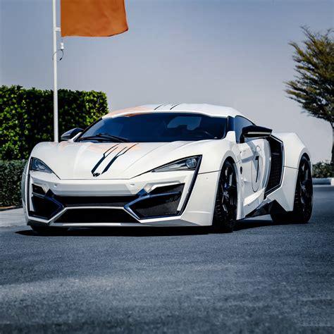 Lykan Hypersport Car Key - Supercars Gallery