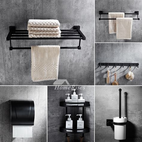modern faucets for kitchen 6 black bathroom accessories sets wall mount