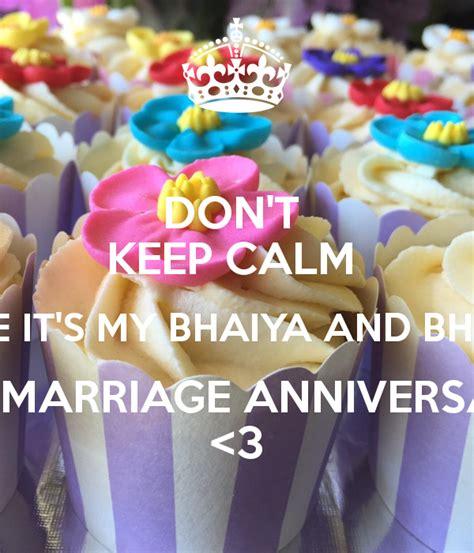 beautiful happy marriage anniversary  bhaiya  bhabhi