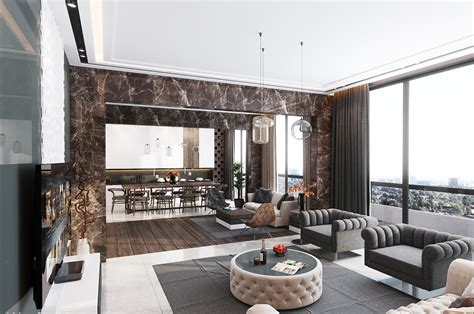 Stunning Interiors For The Home - inspiration ultra luxury apartment design