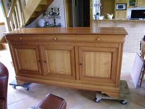 Meuble Merisier Relooké : relooker un meuble en merisier vernis wk38 jornalagora ~ Nature-et-papiers.com Idées de Décoration