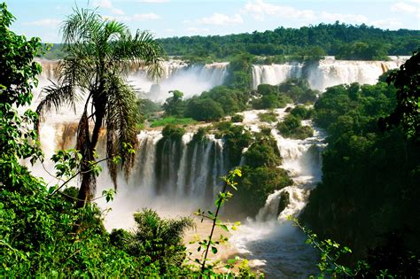 Iguazu Falls World Largest Waterfall In Argentina