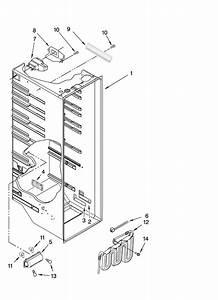 Refrigerators Parts  Parts Refrigerator
