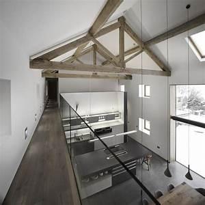 Renovation Hangar En Habitation : r habiliter une grange tout savoir ~ Nature-et-papiers.com Idées de Décoration