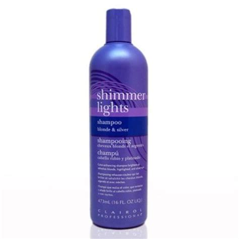 shimmering lights shoo shoo for highlighted hair hairs picture gallery