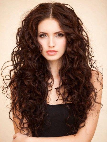 lange haare naturlocken