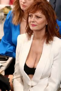 nursing dress susan sarandon sag awards 2016 at shrine auditorium in