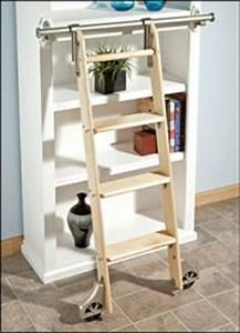Customized Rolling Ladder Systems