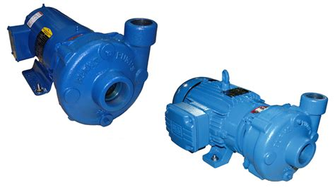 Burks Ga6-1-1/2 Centrifugal Pumps