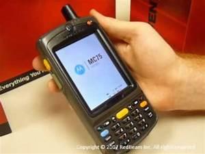 Cold Boot Instructions For Motorola Mc55 Mc70 Mc75