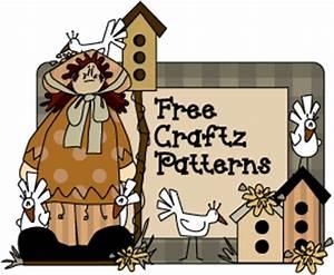 86 Free Craft Patterns - Christmas Crafts, Free Wood Craft