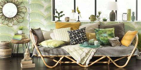 tendance deco jungle   cote maison