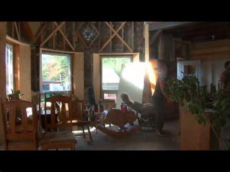 la maison en bois cord 233 de jos 233 e et steve