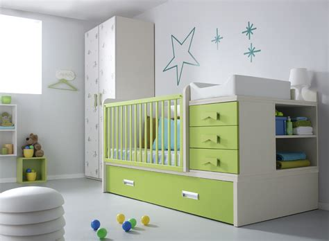 lit bebe et table a langer lit b 233 b 233 avec table 224 langer vert anis et blanc katmandou