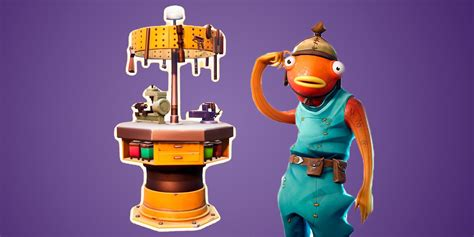 fortnite     upgrade benches screen rant