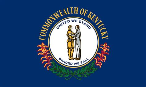 Pin Kentucky State Flag On Pinterest