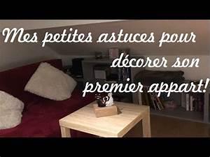 Meubler Son Appartement Pas Cher : astuces n 1 mes petites astuces pour meubler son premier appart youtube ~ Maxctalentgroup.com Avis de Voitures