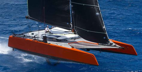Gunboat G4 Catamaran Capsize by Holland Composites Launches Updates G4 2 Catamaran
