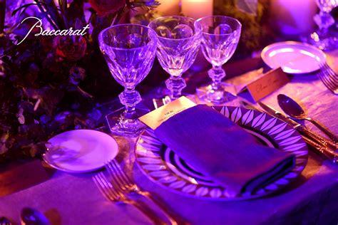 Dior Dinner x Baccarat   Baccarat, Art de la table ...